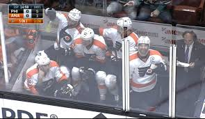 Flyers Meme - the philadelphia flyers had a five man party in the penalty box