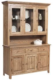 solid oak china cabinet grand home furnishings k914 for the