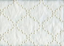 Drapery Fabrics Pearl Drop Drapery Weight Fabric By The Yard In Snow