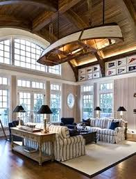 Who Decorates Model Homes Nautical Handcrafted Decor And Ship Models Nautical Theme Home
