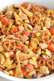 harvest hash chex mix