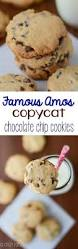 thanksgiving chocolate chip cookies famous amos copycat chocolate chip cookie crazy for crust