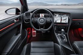 volkswagen concept interior button less interior future of cars says vw carbay