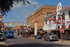 fort worth stockyards the handbook of texas online texas state