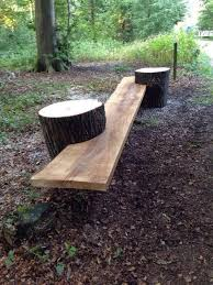 Plans For Wooden Garden Chairs by Best 25 Rustic Outdoor Furniture Ideas On Pinterest Furniture