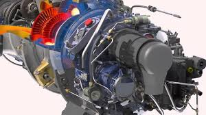 pratt whitney pt6a turboprop turbine animation youtube see how ge s turboprop engine h 80 works youtube