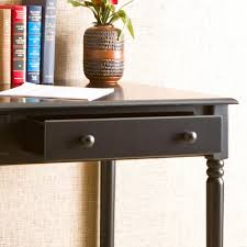 Home Decorators Writing Desk Black Writing Desk With Drawers Best Home Furniture Decoration