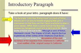 how to write a introduction paragraph for an essay exles of introductory paragraphs for essays introductory