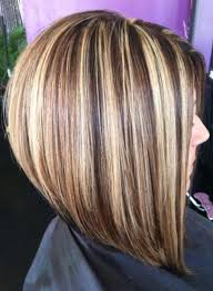 short brown hair with blonde highlights brown with blonde highlights short hair brown hairs
