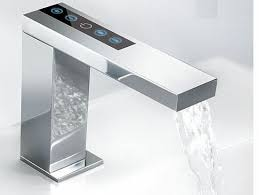 Touch Sink Faucet Decoraport Ca 7 Fashionable And Intelligent Sink Faucets High