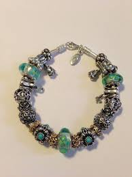 glass beads pandora bracelet images 363 best pandora blue images jewelry accessories jpg