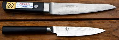 the kitchen a cut above chefs and their knives some of chef kelly s knives