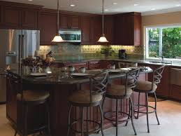 kitchen island ideas for small kitchen kitchen layout templates 6 different designs hgtv