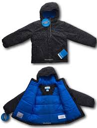 outerwear columbia boys youth insulated waterproof winter