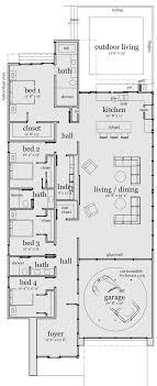 modern one house plans modern house plans one level modern house