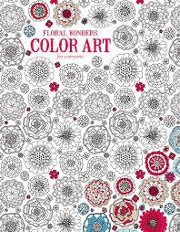 amazon floral wonders color art leisure arts