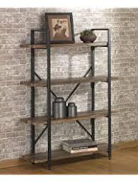 Oak Bookcases For Sale Bookcases Amazon Com