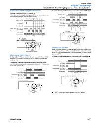 a b 700 hrm12ta17 ac timing relay pn 209683