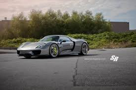 electric porsche 918 sr auto shows amazing porsche 918 spyder