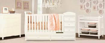 White Convertible Crib With Changing Table by Main Page Afg Baby Furniture