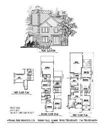 infill lot narrow cottage style home infill lot designed for side or alley