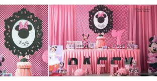 minnie mouse party ideas minnie birthday party party city hours
