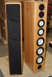 home theater speakers rankings axiom m100 floor standing speakers review hometheaterhifi com
