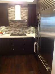 kitchen stainless steel countertops black cabinets popular in