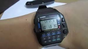 casio remote control watch cmd40 1174 youtube
