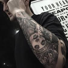 amazing artist jose lopez outer forearm tattoo tats