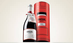 Wine As A Gift Vinsual A Bottle Of Wine With A Hidden Message