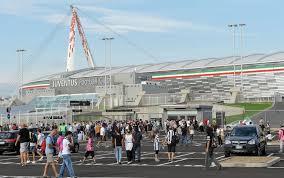 ingressi juventus stadium juve benvenuta a casa è festa per il nuovo stadio fotogallery