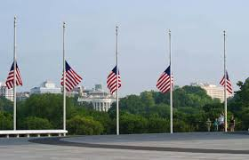 Why Are We Flying Flags At Half Mast Today Accused Killer In Colorado Shootings James Holmes Makes First