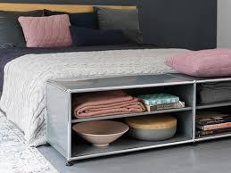 Modular Furniture Bedroom Inspirations Déco Meuble De Rangement Usm Haller Coloris Gris