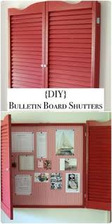 vintage window shutters repurpose tip junkie how to paint old shutters and use for decor wood shutters