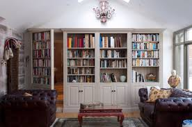 faux bookcase secret door stashvault