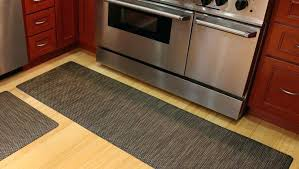 Black And White Striped Kitchen Rug Gray And White Striped Kitchen Rug Rugs Design