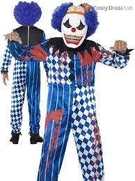 scary halloween costumes for kids kids zombie clown costume u2013 halloween circus creepy fancy dress