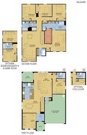 wilshire in floor plan hanover family builders