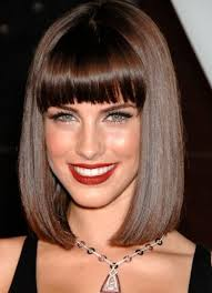 above the shoulder length hairstyles women medium haircut