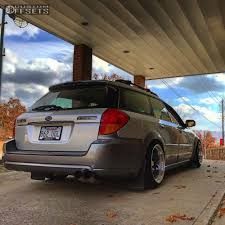 subaru legacy wheels wheel offset 2005 subaru legacy flush coilovers