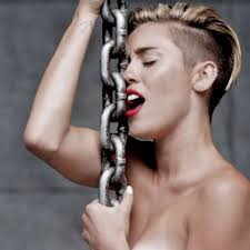 what is the name of miley cyrus haircut miley cyrus cries and goes nude in wrecking ball video gifs