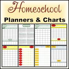 free home school free homeschool planners and charts free homeschool deals