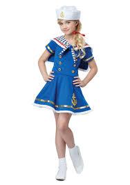 pin up girl costume sailor girl costume