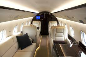 Private Jet Interiors Private Air Charter Gulfstream G200 With Execflyer