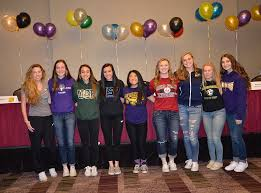 College National Letter Of Intent National Letter Of Intent Signing February 1 2017