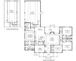 Kitchen House Plans Rembrandt 4127 5 Bedrooms And 4 Baths The House Designers 4127floo