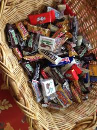 halloween candy gift basket halloween candy