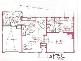 Kitchen Renovation Floor Plans Interior Epic Kitchen Renovation Before And After With Home