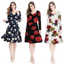 compare prices on long sleeve dress online online shopping buy